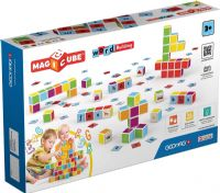 Educational 84 Geomag Word Building Set Multicolor